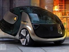 iMove苹果概念电动汽车