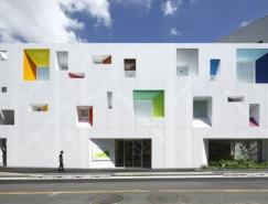 建筑设计欣赏:东京SugamoShinkin银行