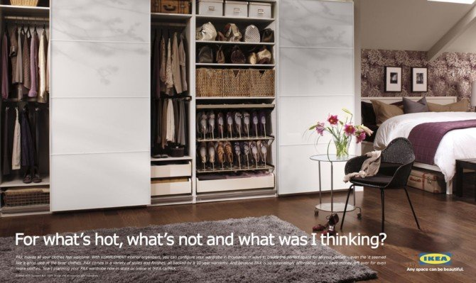 Ikea广告设计 设计之家