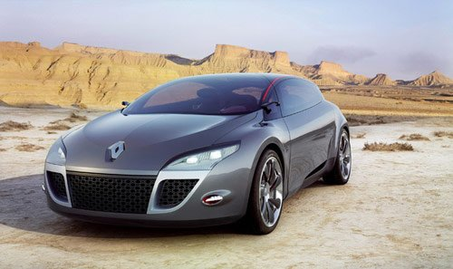 50款漂亮的概念车设计欣赏