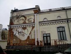 凿壁作画:疯狂的街头艺术师