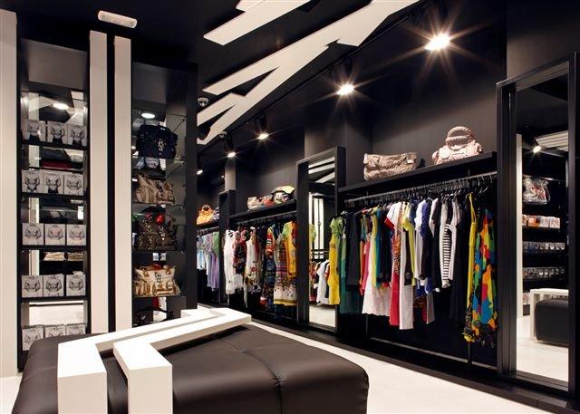 lapomalapera2时装店室内设计