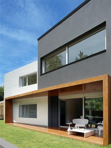 国外一套简约住宅室内设计欣赏