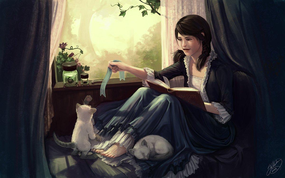sarah ellerton小说插图设计作品(4)