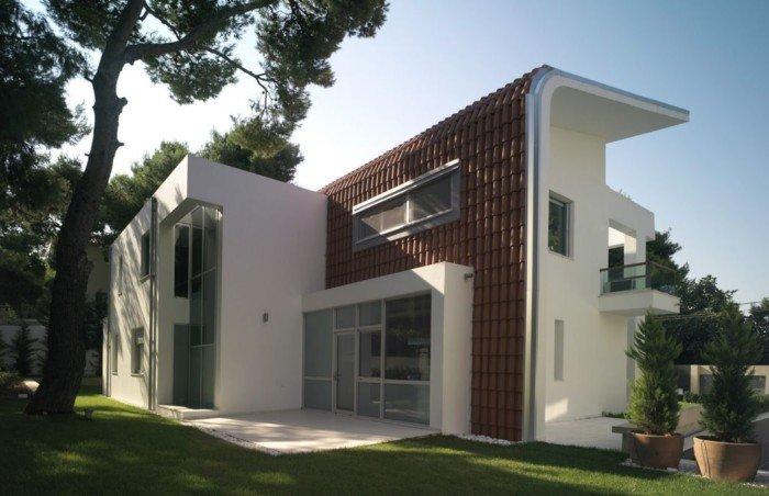 雅典Ekali住宅设计