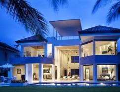 哥斯达黎加的豪华海景别墅设