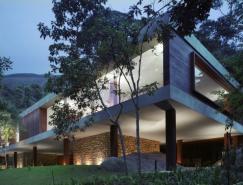 森林环抱的巴西BR别墅设计