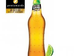 2010Pentawards:包装设计奖—饮料类金奖