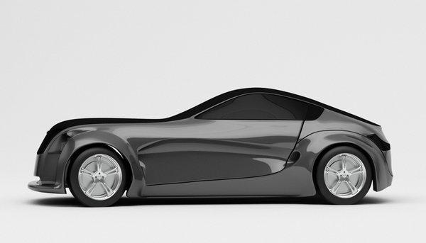 40款超Cool概念车设计