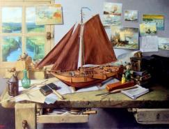 WernerVanHoylandt绘画作品欣赏