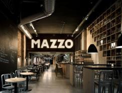 阿姆斯特丹Mazzo餐厅室内设计欣赏