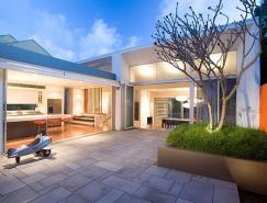 美丽的家:澳大利亚HuntersHill别墅设计