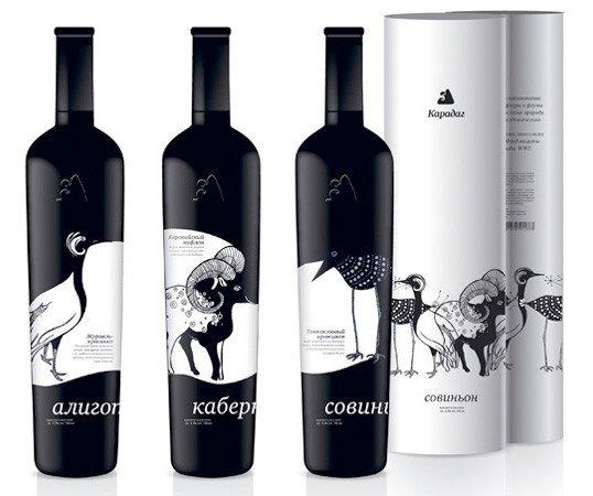 酒包装设计欣赏_64款创意酒和饮料包装设计欣赏(4) - 设计之家