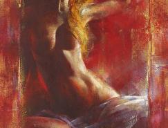 AlainDumas绘画艺术欣赏