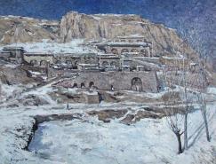 俄罗斯画家DmitryVasily油画作品欣赏