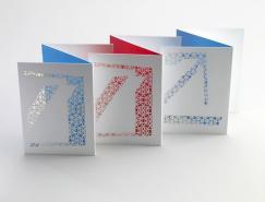 DeutscheBank德意志銀行品牌視覺設計