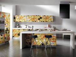 意大利現代風格的廚房設計