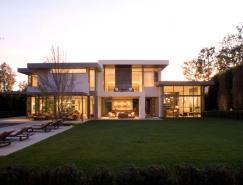 现代住宅设计:Brentwood别墅