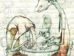 西班牙OriolMalet插画,体育投注