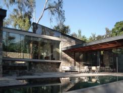 智利LoCurro住宅设计欣赏