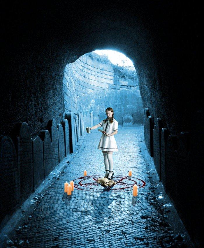 2010万圣节插画欣赏