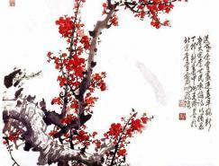 王成喜国画作品欣赏