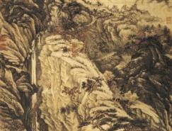 明代山水名画欣赏
