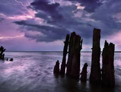 大自然的力量:50张风暴摄影照片欣赏