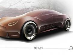 英国汽车皇冠新2网师AmarVaya:未来概念汽车皇冠新2网