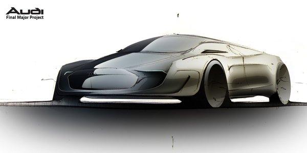 英国汽车设计师amar vaya:未来概念汽车设计(2)