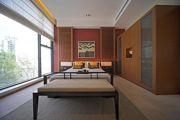 梁志天作品: 上海九间堂别墅(4) - 设计之家