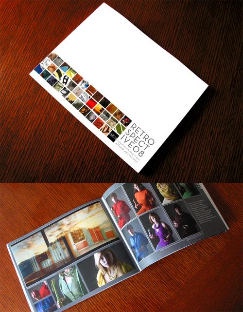 49个漂亮的宣传小册子设计欣赏(4)