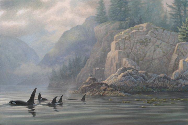cleland-hura动物绘画作品(3)