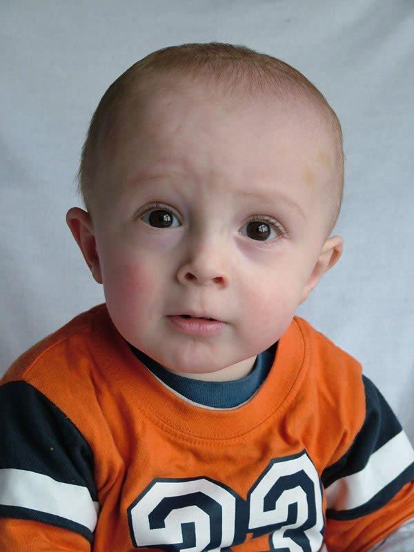 100张可爱的婴儿摄影照片(7)