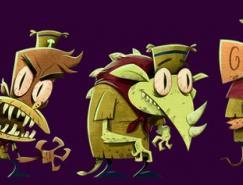 Maroto趣味插画和角色设计