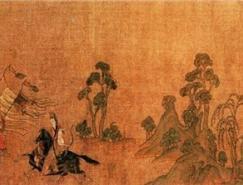 中国十大传世名画欣赏