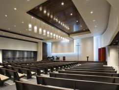 现代教堂建筑设计欣赏