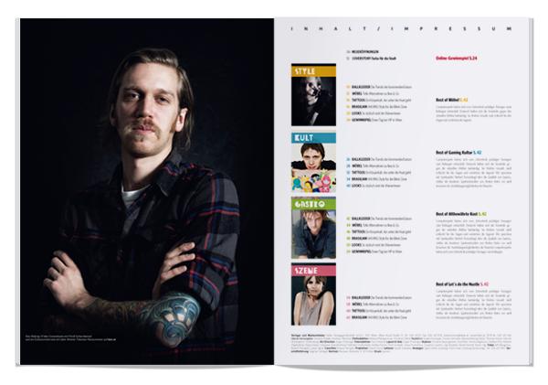 国外10款杂志封面和版式设计欣赏(4)图片
