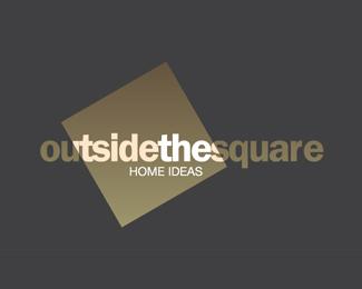 标志设计元素运用实例:正方形
