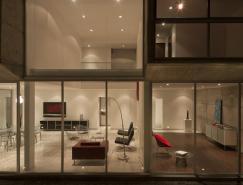 墨西哥CASARoHa住宅设计