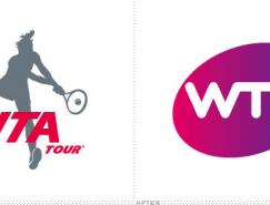 世界女子职业网球协会(WTA)的新标志