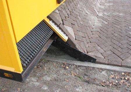 高效的自动铺路机:TigerStone