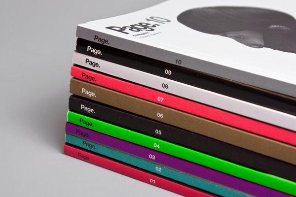 Page.杂志版式设计欣赏