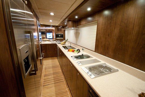 豪华室内装修的mcp游艇设计(2)