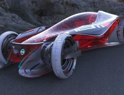 NissanIV概念车设计