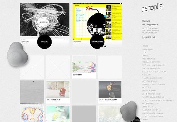 简单最美:40例极简网站设计欣赏