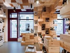 苏黎世AlbertReichmuth葡萄酒商店室内设计