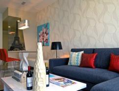 新加坡一套精致的新婚公寓室内设计