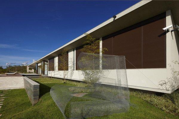 巴西CasaJe别墅设计