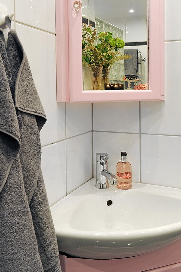 北欧风情:哥德堡2居室公寓室内设计